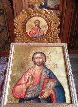 Analog rechts Iisus Pantokrator 1