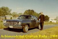 Arhim. Gratian Radu - 1969 hp 1