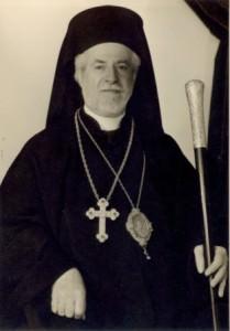 Arhiepiscopul Athenagoras Kavadas de Thyateira