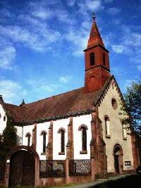 Biserica ort. romana Acoperamantul Maicii Domnului din Freiburgia Schutz Kirche