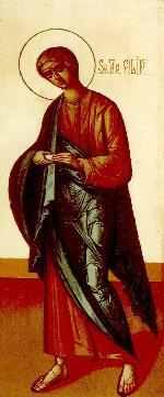 Filip, Sf.Apostol hp 1