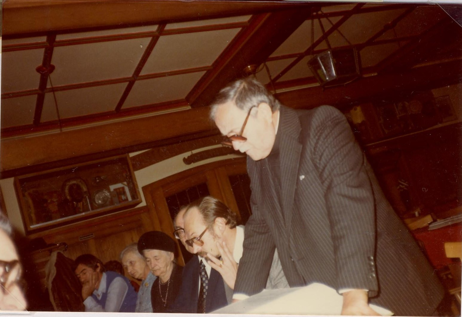 Freiburg 1980 - Prezentarea Statutului Episcopiei  hp 1