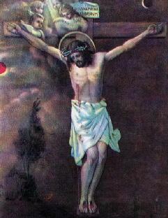 Golgota - Iisus pe Cruce hp 1