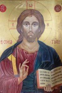 Iisus Hristos, Pantocrator