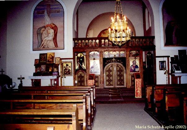 Maria Schutz Kapelle in 2002 Bild Anita Hohler hp 4