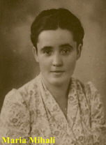 Marioara Mihali - nepoata Mitropolitului Visarion Puiu hp 2