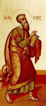 Matei, Sf. Apostol si Evanghelist 3