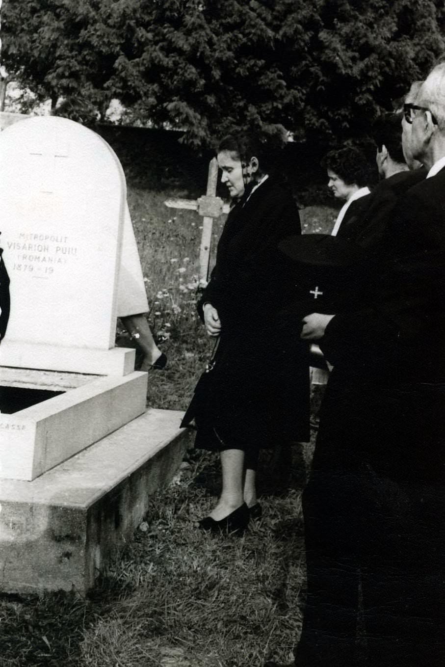 Mitropolitul Visarion Puiu - cimitirul din Viels-Maisons (Aisne) hp 4