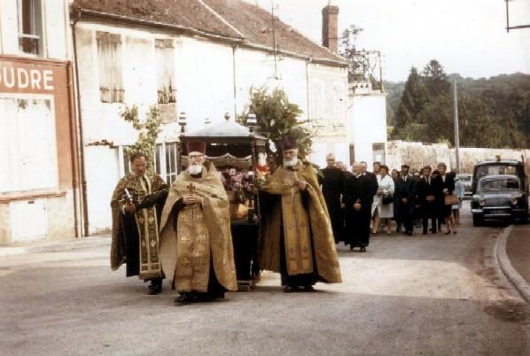 Mitropolitul Visarion Puiu - procesiunea de inmrmantare hp 5