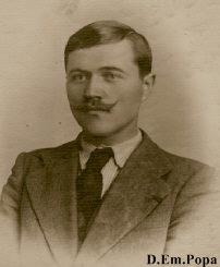 Popa Dumitru - portret hp 3