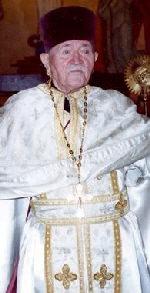Popa Dumitru la 90 de ani (2013) in Freiburg hp 1
