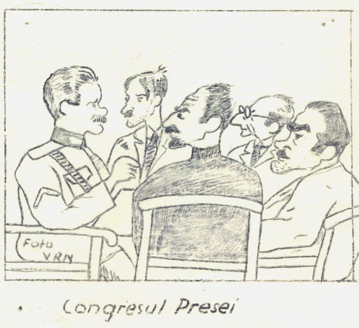 Popa D. Congresul presei hp 1