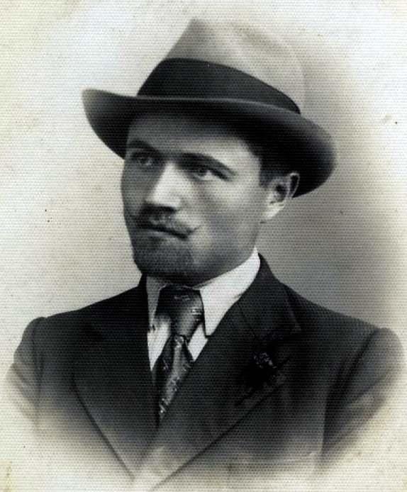Popa Dumitru - portret hp 2