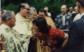 Soultzmatt 14 iunie 1986 Printesa Margareta hp 2