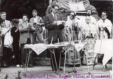 Soultzmatt 1986 Regele Mihai hp 3