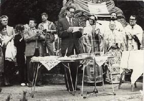 Soultzmatt 1986 Regele Mihai hp 5