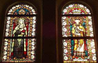 Theresia und Sigismundus Dux, Sf. martiri 2