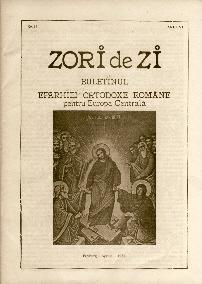 Zori de Zi, Buletinul Eparhial hp 2