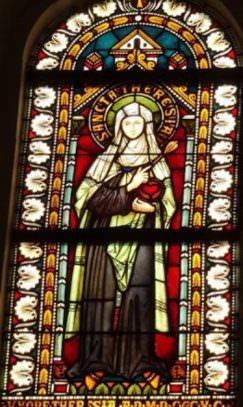 Sfânta muceniţă Theresia